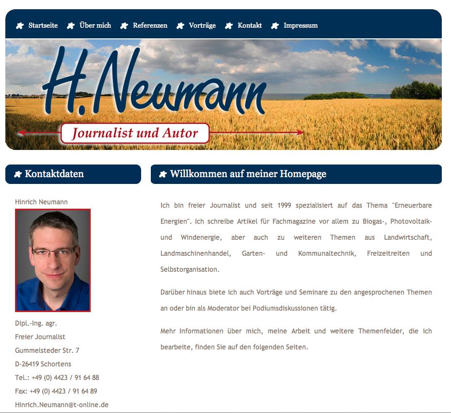 Hinrich Neumann